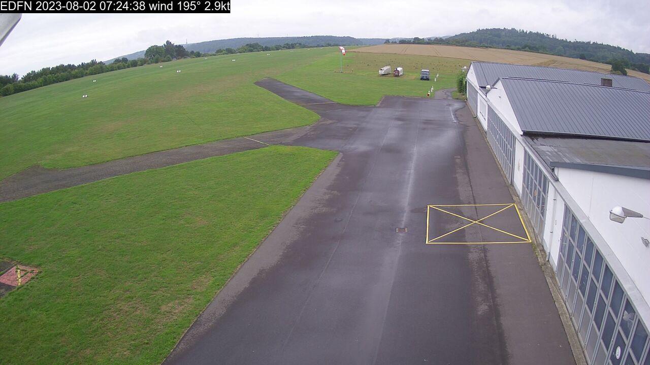 Webcam Flugplatz Marburg
